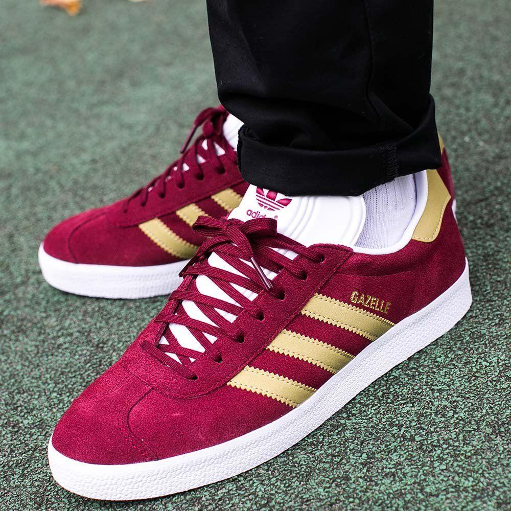 Оригинальные кеды Adidas Gazelle