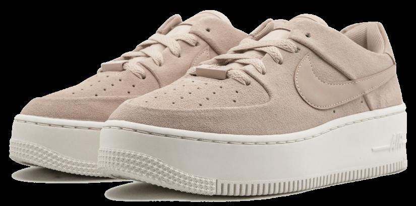 promo code 9ece4 366a5 Жіночі кросівки Nike Wmns Air Force 1 Sage Low 'Particle Beige'