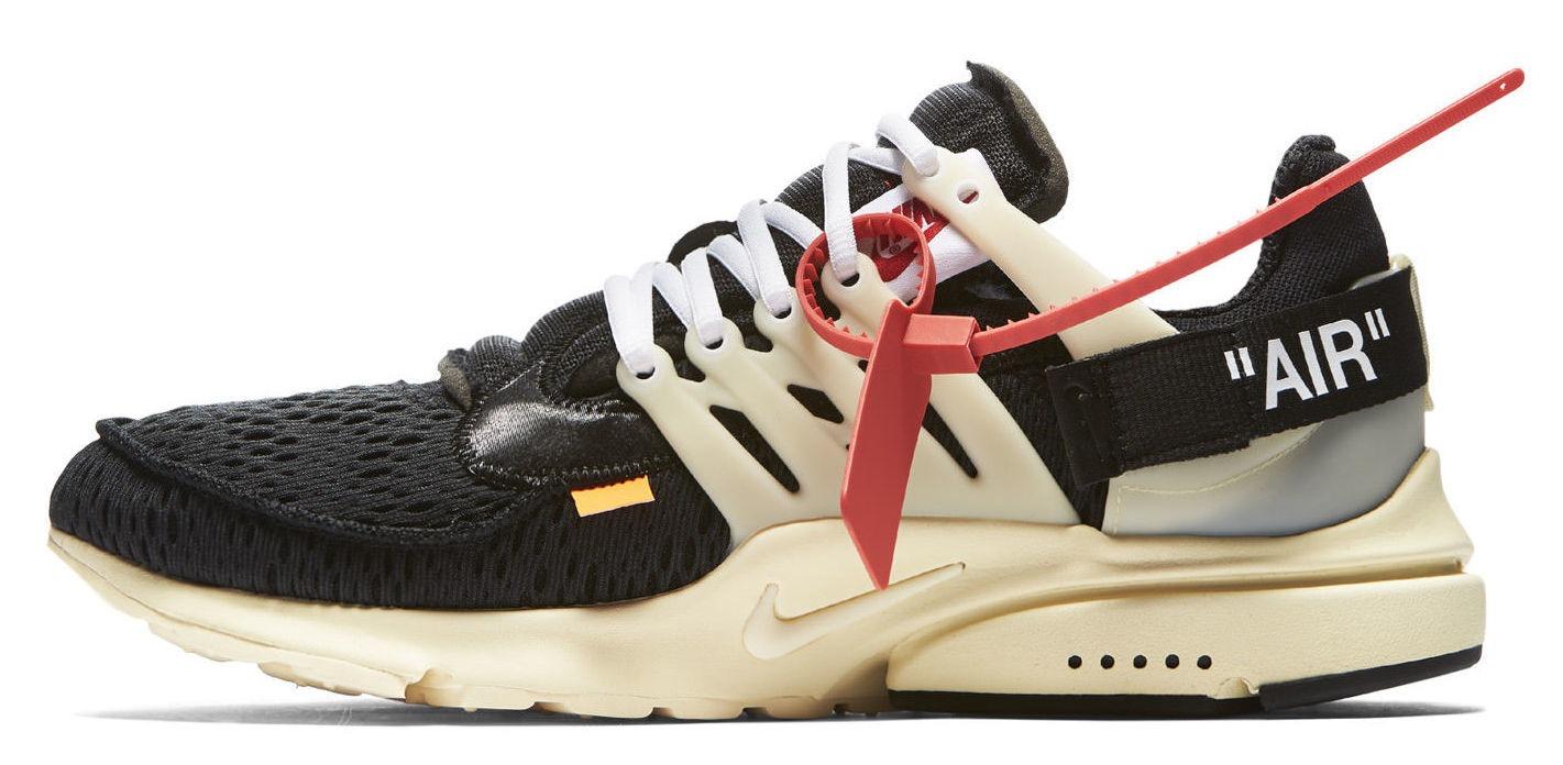 кроссовки Nike Off-White