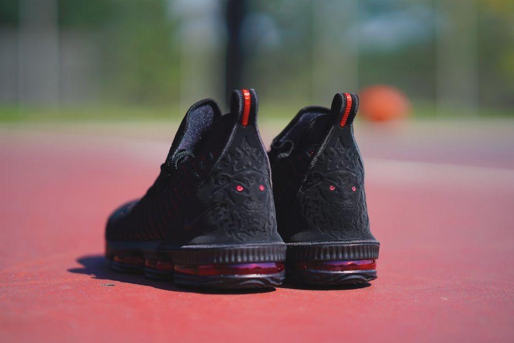 info for e44b7 228b9 Баскетбольные кроссовки Nike LeBron 16