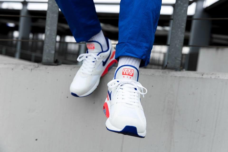 Nike Air Max 180 Ultramarine 2018 |
