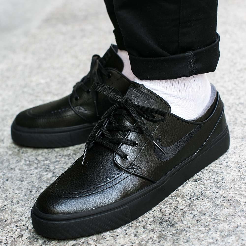 168cfa70010 Мужские кеды Nike SB Zoom Stefan Janoski Leather