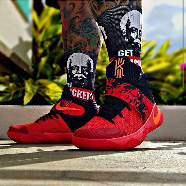 76501ea4 Баскетбольные кроссовки Nike Kyrie 2