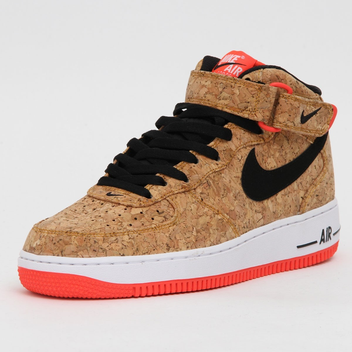 nike air force 1 mid cork. Black Bedroom Furniture Sets. Home Design Ideas