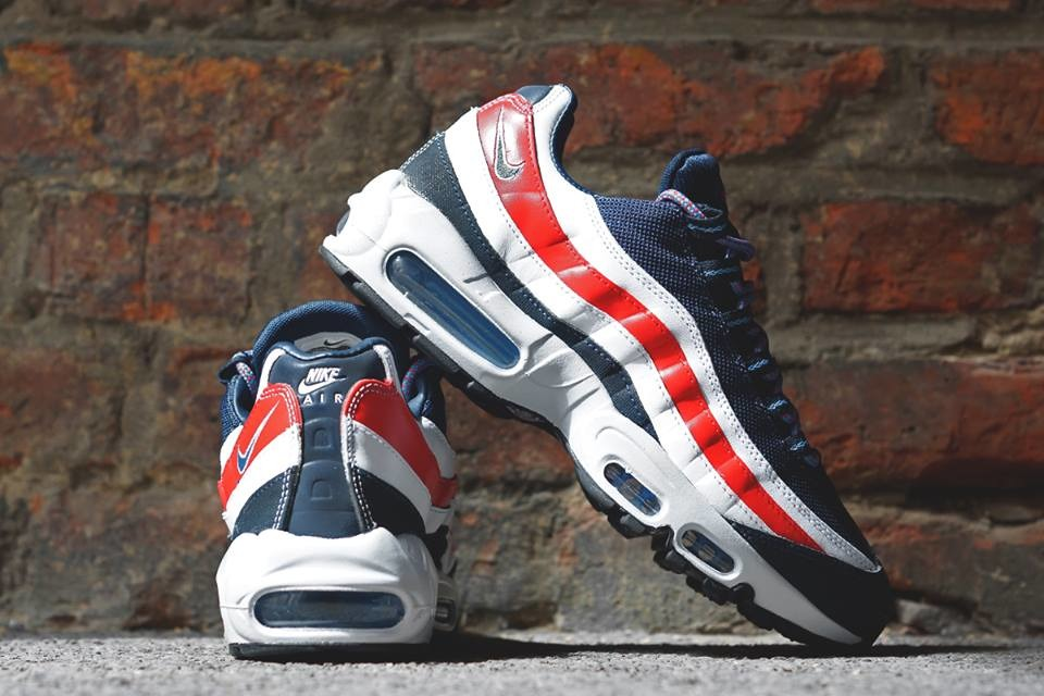 best sneakers brand new various colors Кроссовки Nike Air Max 95 City QS