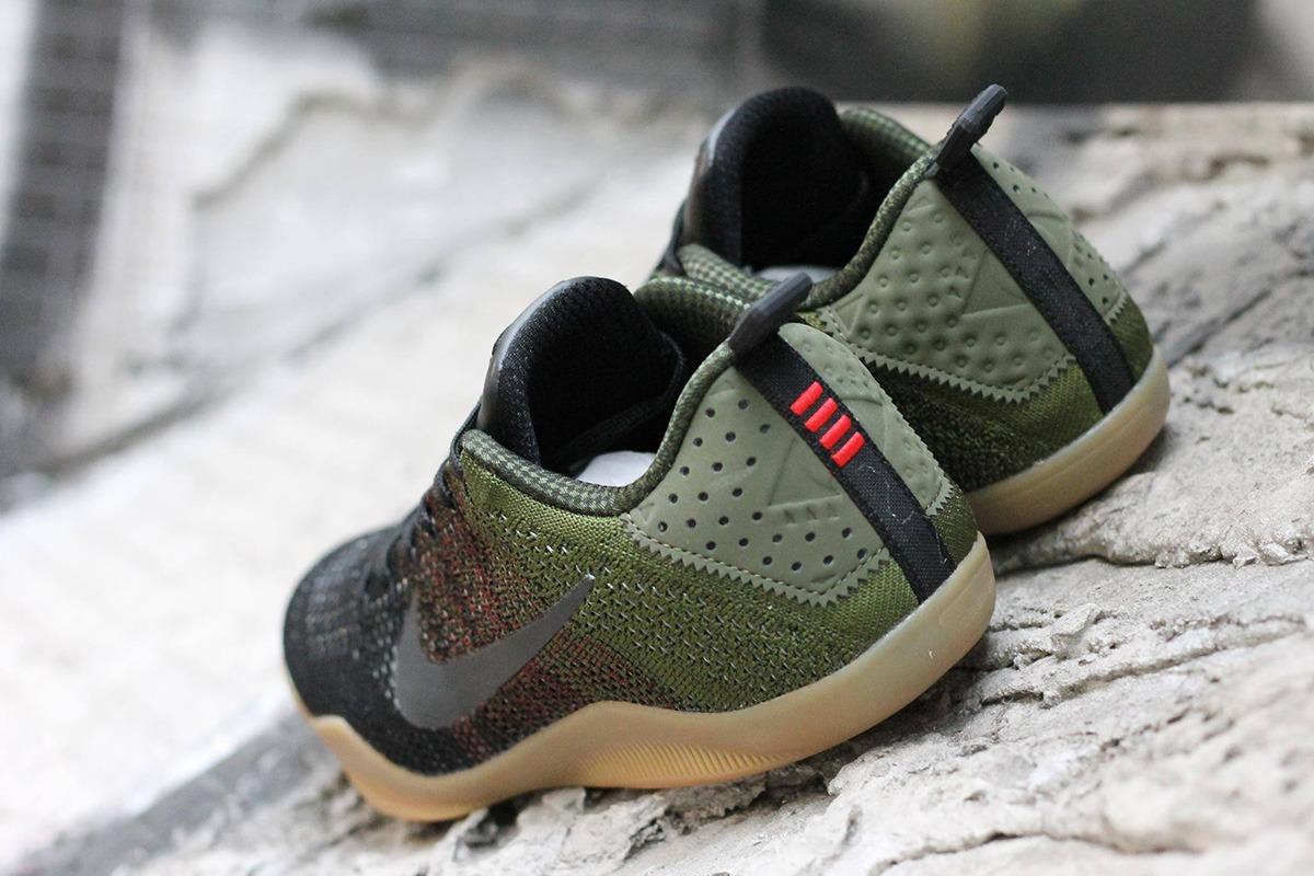 ... Баскетбольні кросівки Nike Kobe 11 Elite Low 4KB ... 2f9b9beb9e37b