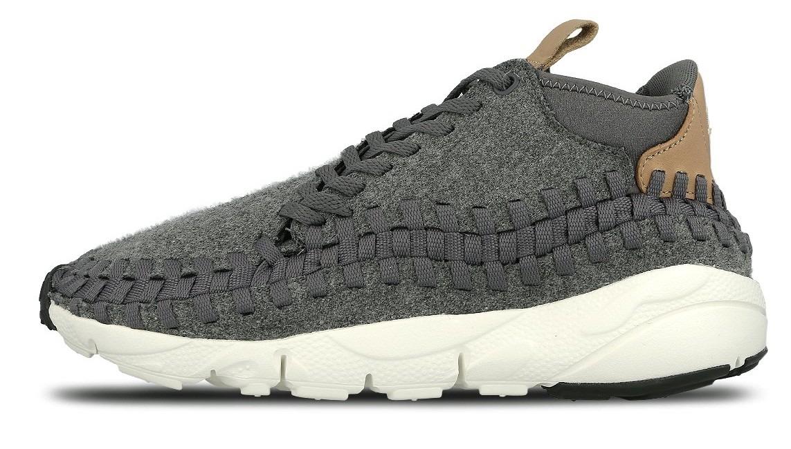 Купить мужские спортивные кроссовки Nike Air Footscape Woven - brooklynstore.com.ua