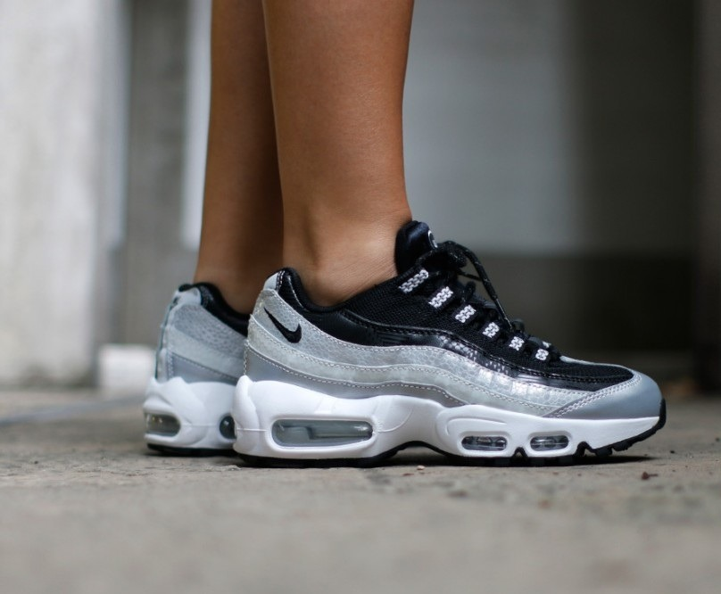 Take A Look At The Nike Air Max 95 Cool Grey