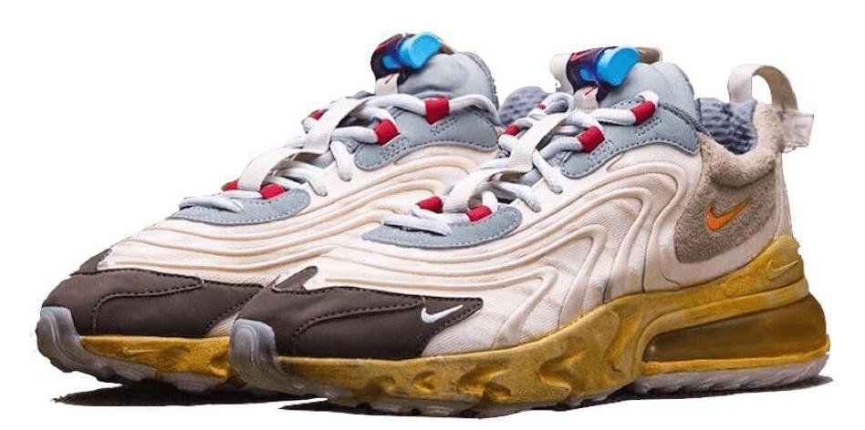 Мужские кроссовки Travis Scott x Nike