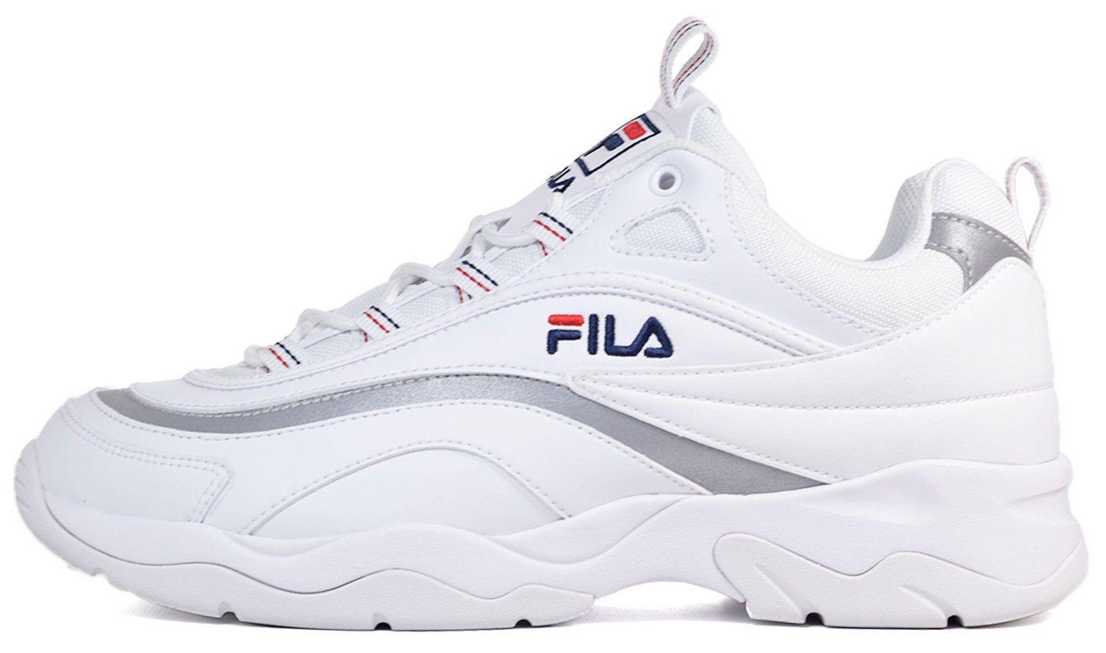 кроссовки Fila Ray