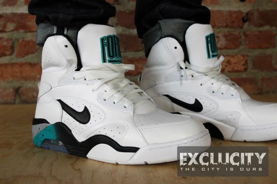 nike air force 180 emerald