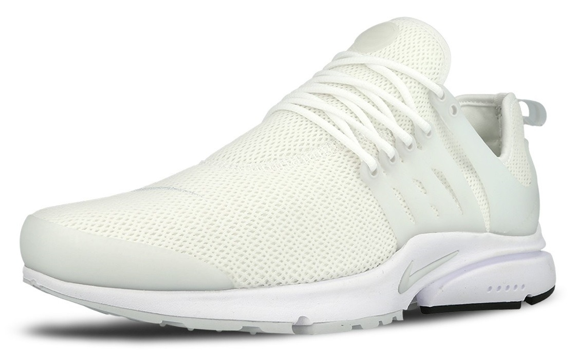 how to clean all white nike air presto