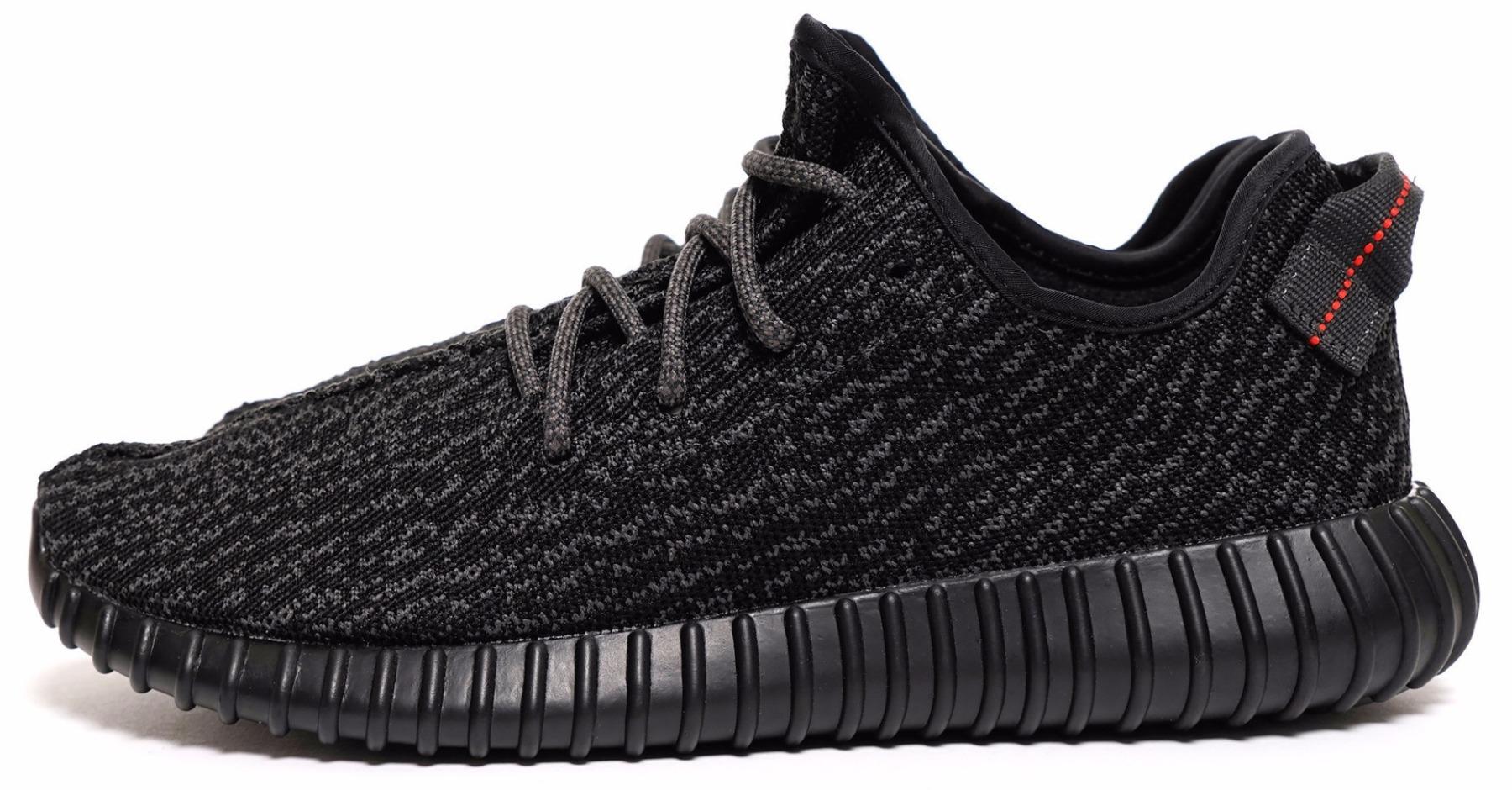 Кроссовки Adidas Yeezy Boost 350 Black B670 купить по