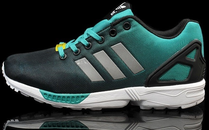 9fe71960a ... best price adidas zx flux gradient black mint 3ea5c 36219