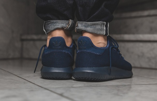 "Кроссовки Adidas Tubular Shadow ""Navy Blue"", EUR 41"