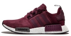 "Кроссовки Adidas NMD Runner Suede ""Maroon"""