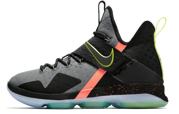 Баскетбольні кросівки Nike Lebron 14