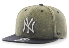 Кепка '47 Brand Cement Captain NY Yankees (CMNTP17GWP-VN)