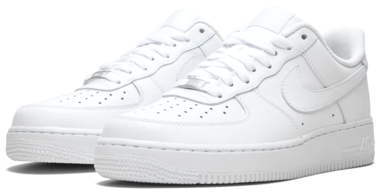 "Кроссовки Nike Air Force 1 Low ""White"", EUR 38"