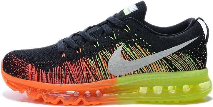 08a13b21 Кроссовки Nike Air Max 2014 Flyknit
