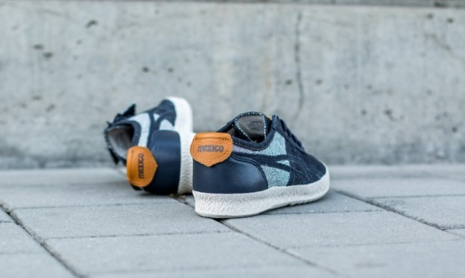 "Кросiвки Оригінал Onitsuka Tiger Mexico Delegation ""India Ink"" (D6N2N-5050), EUR 42"