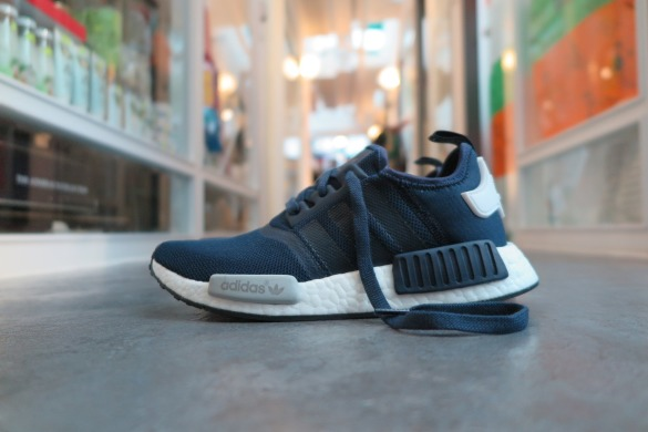 "Кросiвки Adidas NMD Runner ""Colligate/Navy/White"", EUR 41"