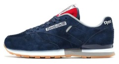 "Кроссовки Kendrick Lamar X Reebok Classic Leather SP ""Blue"""