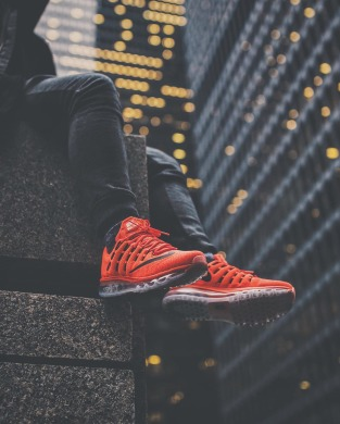 "Кросівки Nike Air Max 2016 ""Bright Crimson"", EUR 36"
