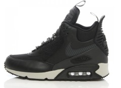 "Хайтопы Nike Air Max 90 Sneakerboot ""Black"""