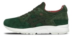 "Кроссовки Asics Gel-Lyte V Christmas ""Green"""
