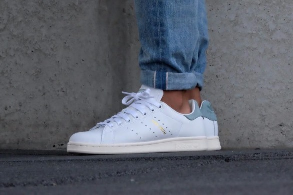 "Кеды Adidas Stan Smith ""White Vapste"", EUR 44"