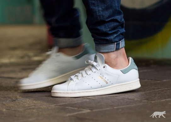 "Кеды Adidas Stan Smith ""White Vapste"", EUR 41"