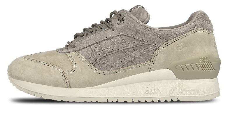 "Кросiвки Asics Gel Respector Moon Crater ""Grey"", EUR 41"