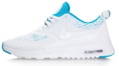 "Кросiвки Оригінал Nike Air Max Thea ""White/Blue/Lagoon"" (833887-100)"