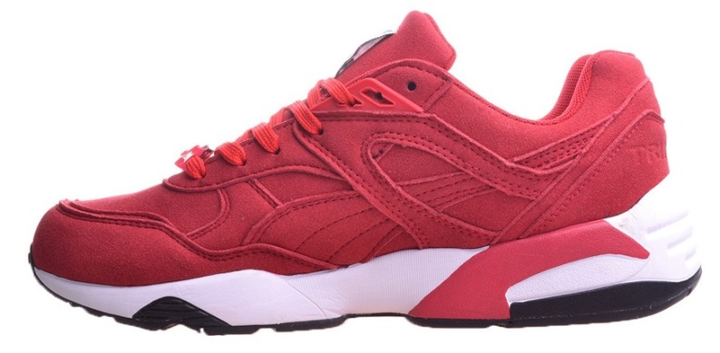 "Кроссовки Puma Trinomic R698 Nylon ""High Risk Red"", EUR 41"