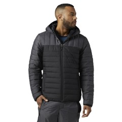 Чоловіча куртка Reebok Outdoor Padded Jacket Black (BR0462)