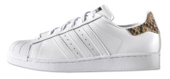 "Кеды Adidas Superstar Snake ""White"""