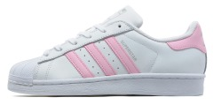 "Кеды Adidas Originals Superstar ""White/Pink"""