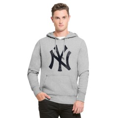 "Мужская толстовка 47 Brand Knockaround Headline Pullover ""New York Yankees"" (317775-FS)"