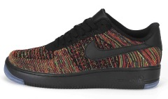 "Кроссовки Nike Air Force 1 Flyknit Low """"Multicolor"