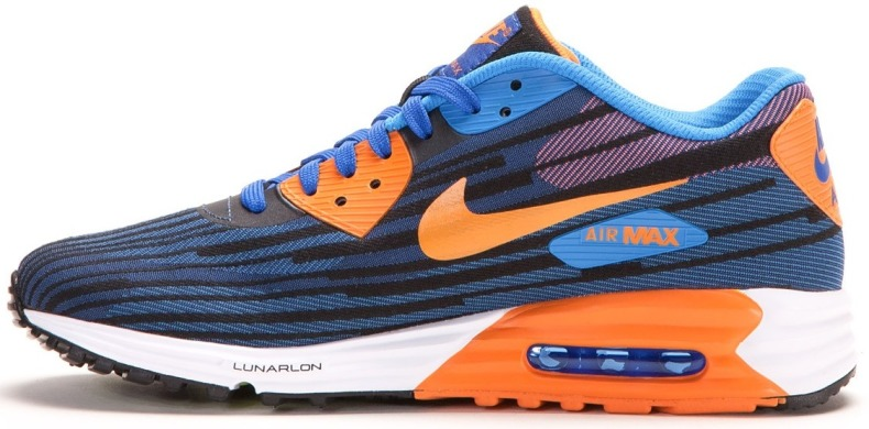 "Кроссовки Nike Air Max Lunar 90 Jacquard ""Game Royal"", EUR 44"
