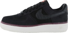 "Кроссовки Оригинал Nike Wmns Air Force 1 07 Suede ""Black/Atomic/Pink"" (749263-003)"