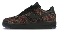 "Кроссовки Nike Air Force 1 Flyknit Low ""Bright Crimson"""
