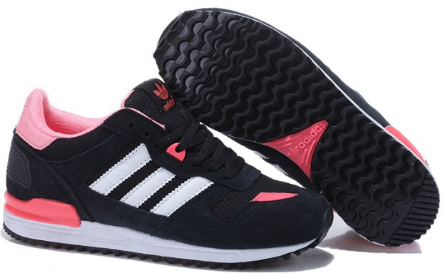 "Кроссовки Adidas ZX 700 ""Black/White/Flash Red"", EUR 36"
