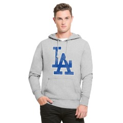 "Мужская толстовка 47 Brand Knockaround Headline Pullover ""Los Angeles Dodgers"" (299503-FS)"