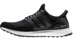 "Кроссовки Adidas Ultra Boost ""Core Black White"""