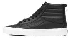 "Кеды Vans SK8-HI Reissue Zip True ""Black"""