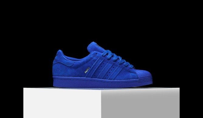 "Кроссовки Adidas Superstar 80s City Pack ""Paris"", EUR 40"