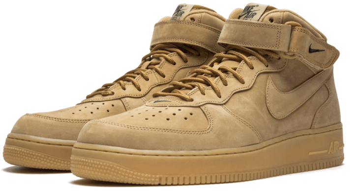 "Мужские кроссовки Nike Air Force 1 Mid 07 PRM QS ""Flax"", EUR 42,5"