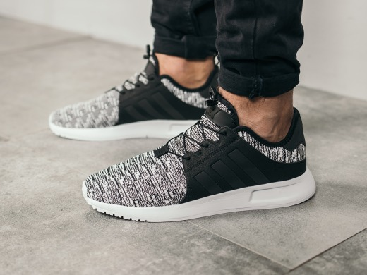 "Кроссовки Adidas X_PLR ""Core Black White"", EUR 41"